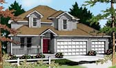 Plan Number 91632 - 2814 Square Feet