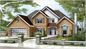 Plan Number 91634 - 2459 Square Feet