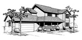 Plan Number 91662 - 1885 Square Feet