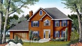 Plan Number 91668 - 2052 Square Feet