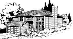House Plan 91671