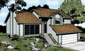 Plan Number 91676 - 1196 Square Feet
