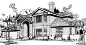 Plan Number 91681 - 3294 Square Feet