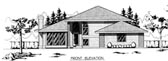 Plan Number 91685 - 1264 Square Feet