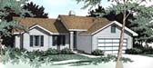 Plan Number 91689 - 1428 Square Feet