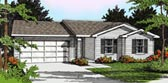 Plan Number 91694 - 1135 Square Feet