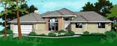 Plan Number 91698 - 1604 Square Feet