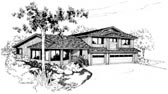 Plan Number 91709 - 2691 Square Feet