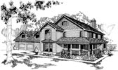 Plan Number 91710 - 3180 Square Feet