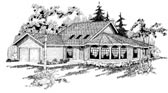 Plan Number 91715 - 2876 Square Feet