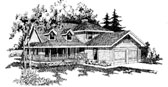 Plan Number 91716 - 2098 Square Feet