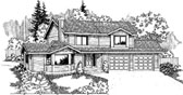 Plan Number 91736 - 2206 Square Feet