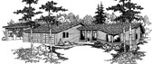 Plan Number 91741 - 2608 Square Feet