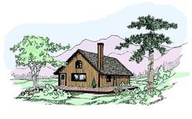 House Plan 91765