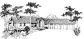 Plan Number 91769 - 2243 Square Feet