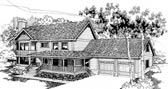 Plan Number 91774 - 2381 Square Feet