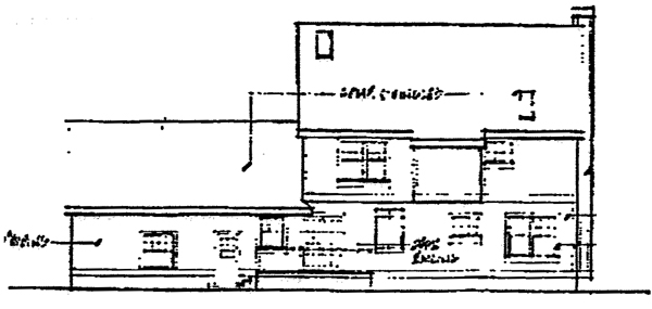 Country House Plan 91774 Rear Elevation