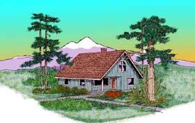 House Plan 91777
