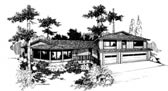 Plan Number 91786 - 2652 Square Feet