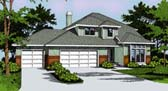 Plan Number 91813 - 2541 Square Feet