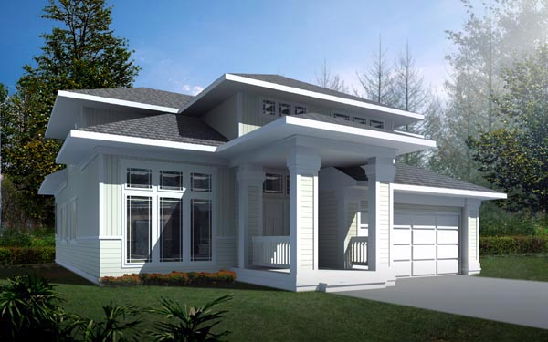 House Plan 91819