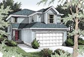 Plan Number 91831 - 1398 Square Feet