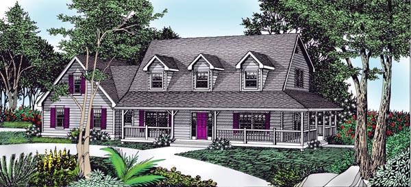 House Plan 91838