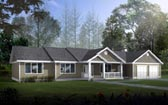 Plan Number 91853 - 2251 Square Feet