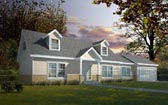 Plan Number 91858 - 1526 Square Feet