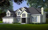Plan Number 91861 - 3793 Square Feet