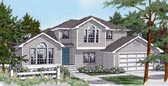 Plan Number 91862 - 2111 Square Feet
