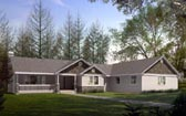 Plan Number 91871 - 2331 Square Feet