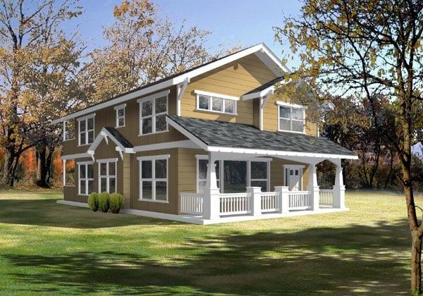 House Plan 91876