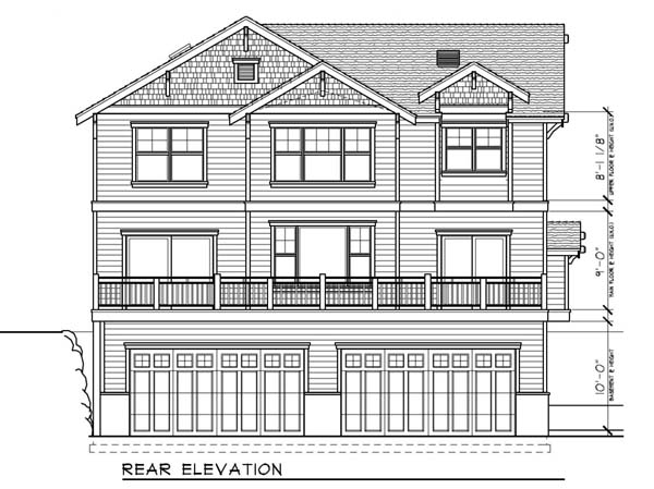 House Plan 91885 At