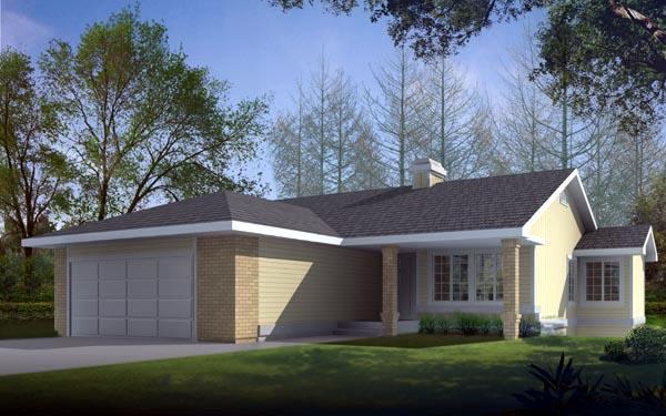 House Plan 91890