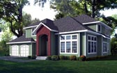 Plan Number 91892 - 2272 Square Feet