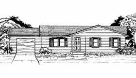 House Plan 92039
