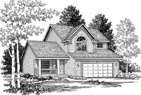 House Plan 92052
