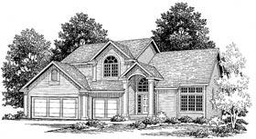 House Plan 92054