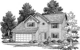 House Plan 92057