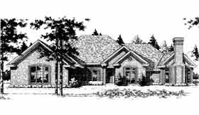 Plan Number 92209 - 3292 Square Feet