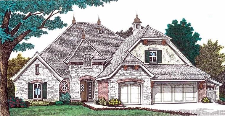 House Plan 92232