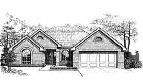 House Plan 92238