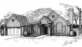 House Plan 92242