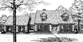 House Plan 92256