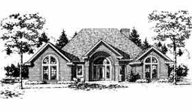 House Plan 92257