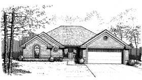 House Plan 92268