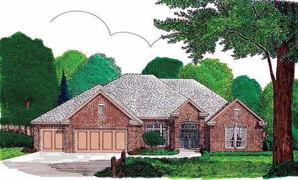 House Plan 92275
