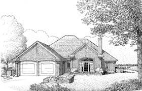 House Plan 92290