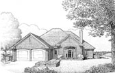 Plan Number 92290 - 1696 Square Feet